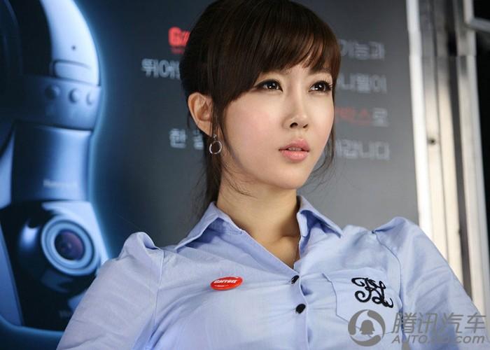 韩国清纯美女车模翘臀嫩模酷似90后 幻灯图集