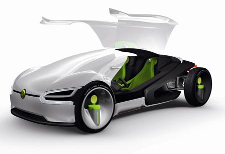 未来的汽车