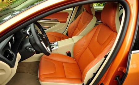 汽车座椅颜色搭配