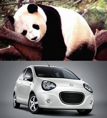 """设计灵感来源于动物 十大著名""""仿生""""车型(2)"""