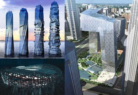 >> 文章内容 >> 关于现代主义建筑风格的分析  现代主义设计的特征答图片