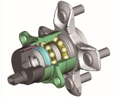 燃油机械泵结构