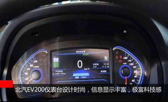 汽车频道 >> 正文                  逸动纯电动版仪表盘也延续了燃油