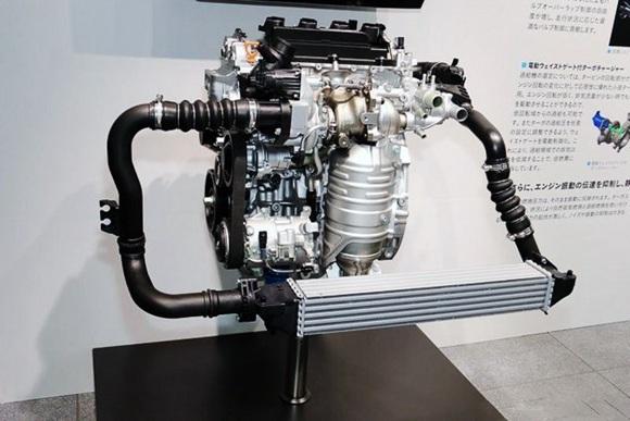 搭载1.5t发动机 新一代思域假想图曝光
