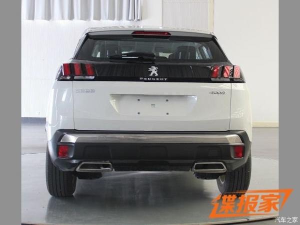 4008下线/新308预售 东风标致新车消息