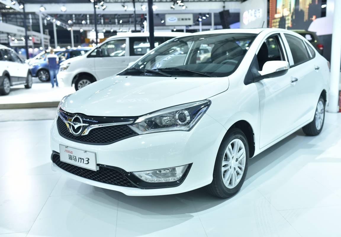 2017款海马M6华东区域炫动上市 海马汽车全系登场高清图片