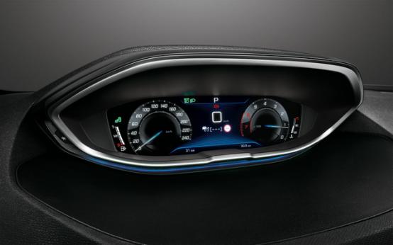 为进一步提升东风标致4008的品质感,车内还配置有世界领先的高端音响
