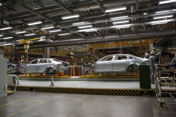 产业轻量化发展 奇瑞捷豹路虎开启全铝技术之旅