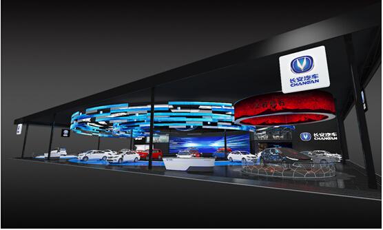 提前曝光 长安汽车将携最强黑科技空降上海国际车展