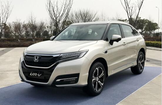 UR V助力东风本田全面布局城市SUV产品线高清图片