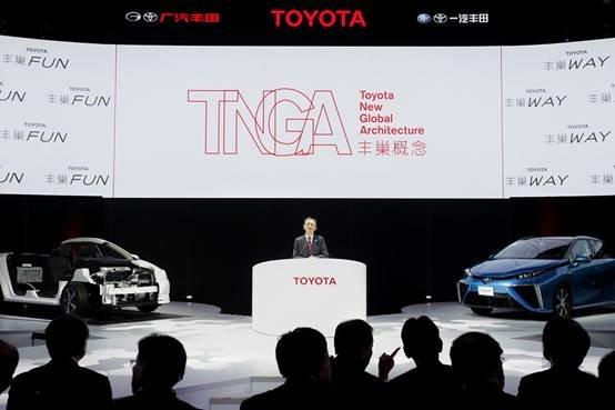 如果说丰田TNGA不是平台那到底是什么?-图1
