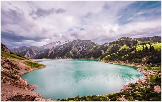 广西山河湖风景壁纸